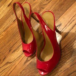 Slingback heels Nine West